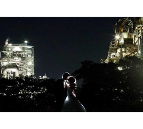ロケ撮影 フォトウェディング 前撮り 思い出の場所 熊本
